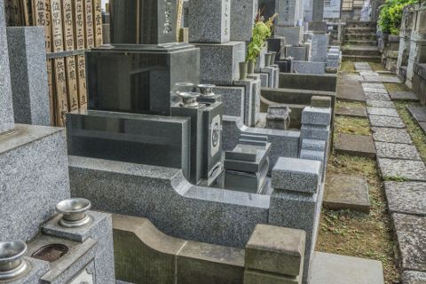 民間法人が管理する民営墓地